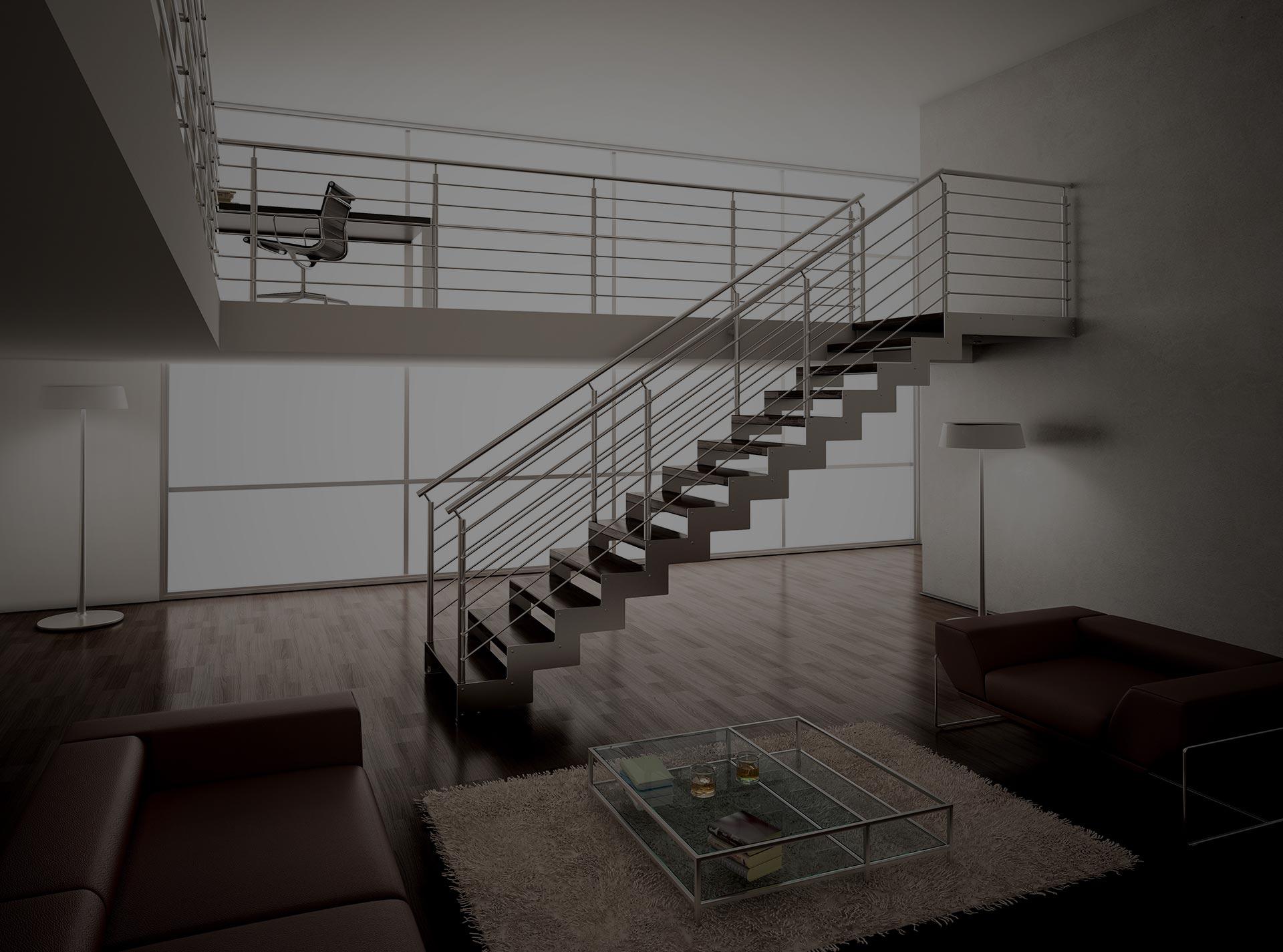 Scale trento le scale interne a trento e regione for La tua casa trento